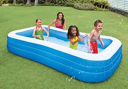 Intex Planschbecken Meer cm 305x 183rechteckig Pool 136310