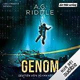 Genom: Extinction 2 - A. G. Riddle
