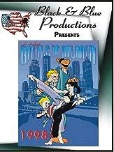1998 Joe Corley Battle Of Atlanta Karate Martial Arts Tournament DVD spar forms