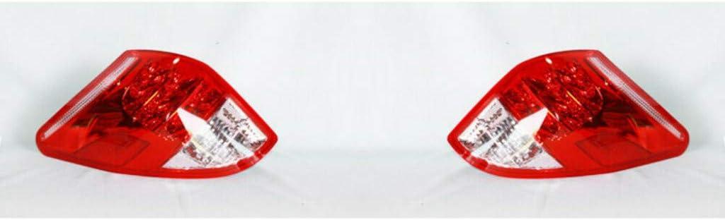 For Toyota RAV4 Tail Light 2006 Passen Pair 2008 and 完売 Driver 2007 人気ブランド多数対象