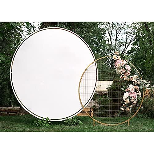 Fondo de fotografía de Ceremonia de Boda Flores Fondo de Fiesta de Compromiso de cumpleaños Accesorios de Estudio fotográfico A2 5x3ft / 1,5x1 m