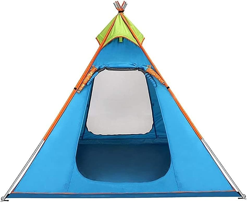 KXA OFFicial shop Outdoor Tents 3-4 People Four Camping Single-Layer discount A Seasons