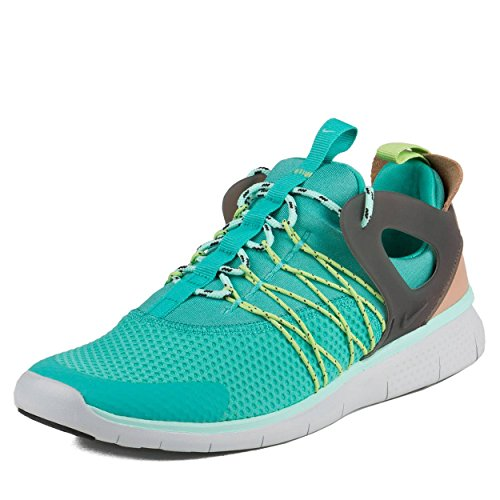 Nike Sneaker Unisex Laufschuhe Free Viritous Grün 725060 400, Größenauswahl:38.5