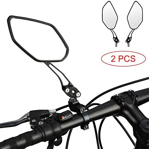 XCJ Bicycle Rear View Mirror Max 88% OFF Bike Wide Raleigh Mall Back Range Cycling Sight