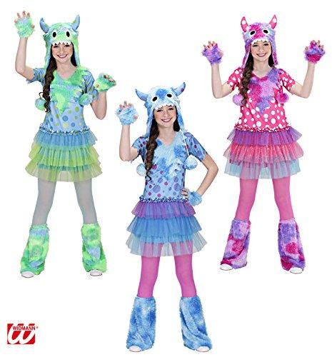 Unbekannt Aptafêtes–cs881606 Monster-Kostümfür Mädchen, Größe 158cm, 11–13Jahre