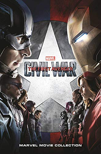 Marvel Movie Collection: The First Avenger: Civil War