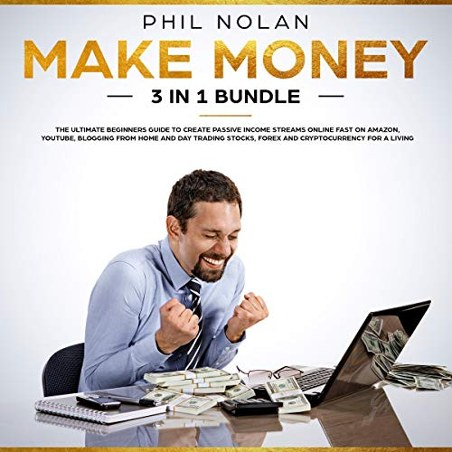 Make Money - 3 in 1 Bundle audiobook cover art