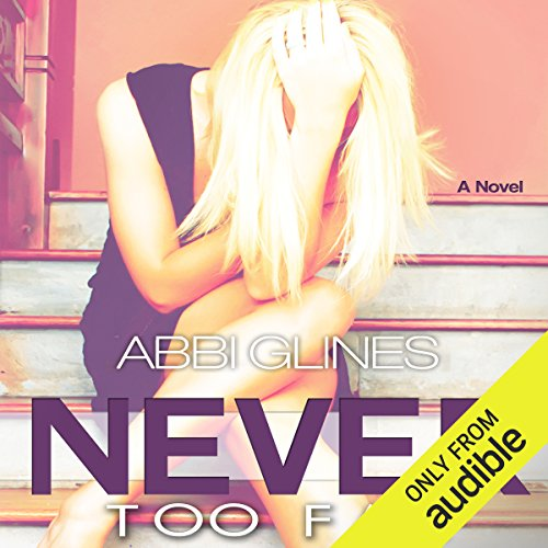 Never Too Far audiobook cover art