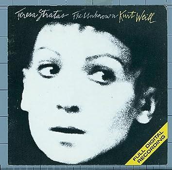 The Unknown Kurt Weill