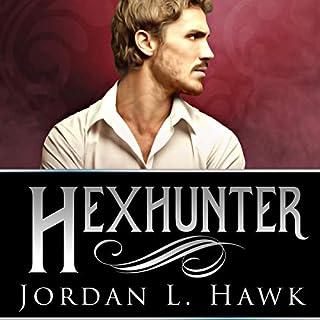 Hexhunter audiobook cover art