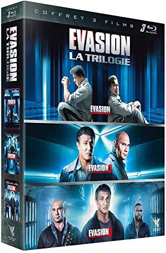 Evasion : La Trilogie [Francia] [Blu-ray]