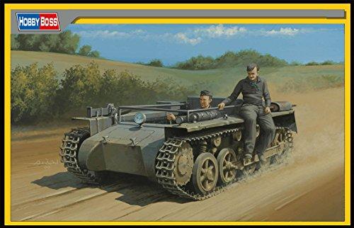 Hobby Boss 80144 – Modélisme Jeu German PZ. Kpfw. 1 Ausf. A Monter
