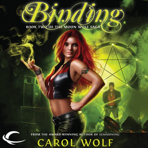 Binding audiobook cover art