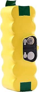 Andio ルンババッテリー ルンバ 500・600・700・800シリーズ対応 ルンバ用バッテリー4500mAh ルンバ14.4vバッテリー超長期間稼動 iRobot Roomba ニッケル水素1年保証付き 互換品