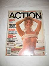 The New Action for Men V.20 #4 July 1976 Sex Specialty Club Mirror Sex Hypnotism