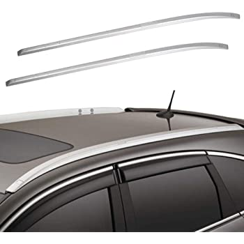 Amazon Com Ants Part 2pcs Cross Bars For 2007 2008 2009 2010 2011 Honda Crv Aluminum Roof Rack Automotive