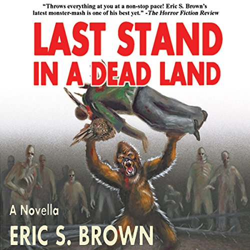 Last Stand in a Dead Land audiobook cover art