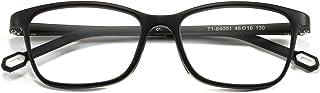 MARIDA Blue Light Blocking Glasses for Kids Boys Girls TR90 Square Flexible Frame Anti-Blue Light Anti-Eyestrain Anti-Glar...