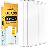 Mr.Shield [3-Pack] for Alcatel OneTouch Idol 3 (5.5 inch) [Tempered Glass] Screen Protector with Lifetime Replacement