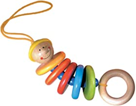 HABA Rattling Max Dangling Figure (Made in Germany)