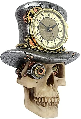 Clock skull _image0