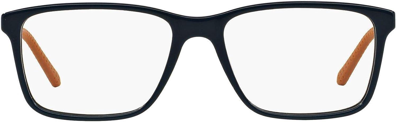 Ralph Lauren Men's Rl6133 Eyeglass Prescription Rectangular Mail order cheap Fram Dallas Mall