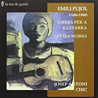 Pujol: Works for Guitar