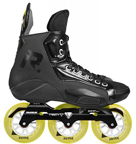 Powerslide REIGN Triton Trinity Indoor Hockey Skates schwarz, 43