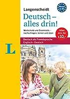 Langenscheidt Deutsch - Alles Drin! - All-in-1 German Grammar and Vocabulary