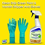 Best Varnish Removers - Klean Strip Green Paint & Varnish Stripper- Strips Review