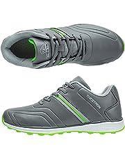 Golfschoenen voor heren, Man Golf Sportschoenen Waterdichte Mannen Golf Schoenen Grote Maat 39-47 Outdoor Training Sneakers,Gray,47