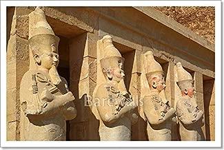 Barewalls Temple of Hatshepsut Near Luxor in Egypt Paper Print Wall Art (12in. x 18in.)