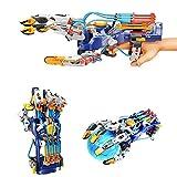 FXQIN Brazo Hidraulico Robotico Kit de Brazo Mecanico para niños...