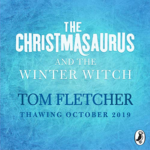 The Christmasaurus and the Winter Witch cover art