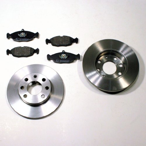 Bremsscheiben/Bremsen + Beläge vorne