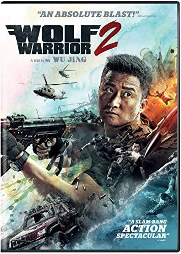Wolf Warrior 2 [DVD-AUDIO]