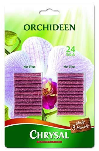 Chrysal Orchideen Düngestäbchen 24 Stück