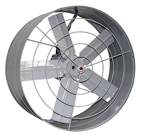 Venti-Delta Exaustor 50 cm 220 V Axial Industrial, 804002, 250 W, Cinza