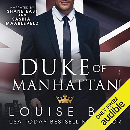Page de couverture de Duke of Manhattan