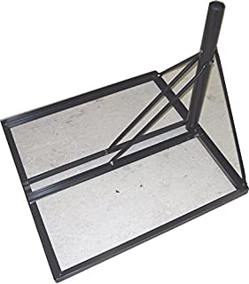 NPR4 3' x 3' Base Non-Penetrating Roof Mount for WiFi Antennas, Security Cameras, Satellite Dishes, and multiple other uses.