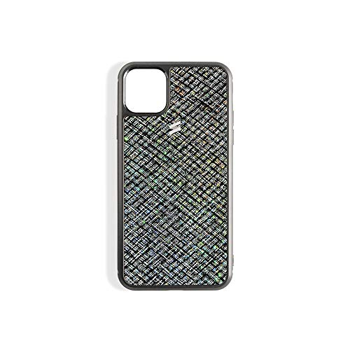 Suritt ® Funda para iPhone de Piel con Efecto Iridiscente Houdini. (iPhone 11)