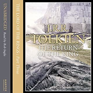 The Lord of the Rings: The Return of the King, Volume 2 cover art