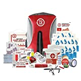 Earthquake Preparedness Kit, Emergency Kit, Survival Kit for 2 Person - 72HRS Backpack Deluxe Kit by 72Hours
