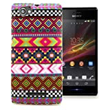 Accessory Master Coque pour Sony Xperia M C1905 Motif Multiples Rose