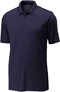 Men's Dry-Fit Golf Polo Shirts