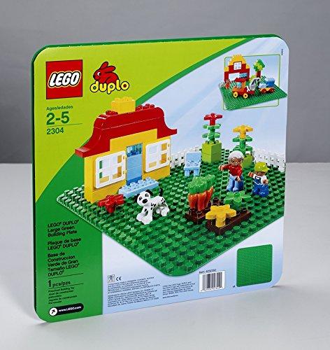 LEGO® DUPLO® Große Bauplatte, grün