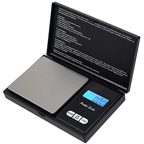 LCD électronique numérique Balance Poids Balances 500//0.01g Cuisine Food Scale