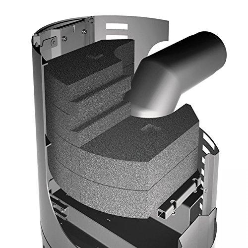Olsberg O2357619200 PowerBloc! Pacaya 33cm Höhe + Palena PowerBloc!