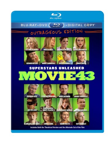 Movie 43 (Blu-ray / DVD Combo)