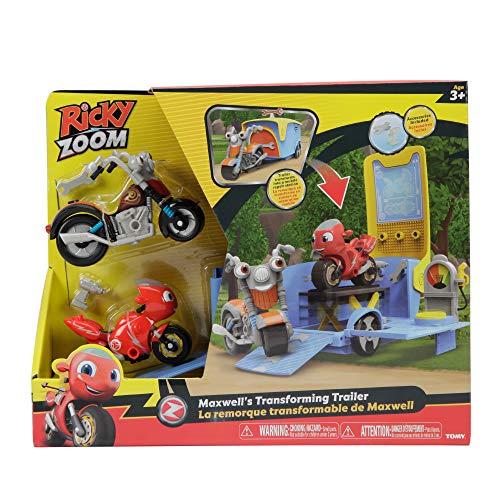 Bizak Ricky Zoom Playset Trailer de Maxwell (30690092)